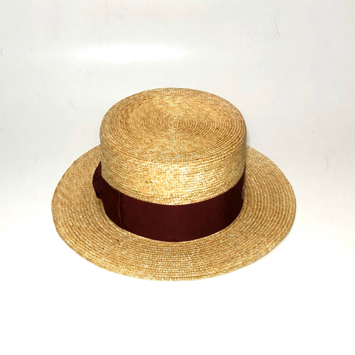 KISSING – BOATER HAT / NATURALの商品画像3