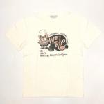 WEIRDO FINK CARD – S/S T-SHIRTS / WHITEの商品画像