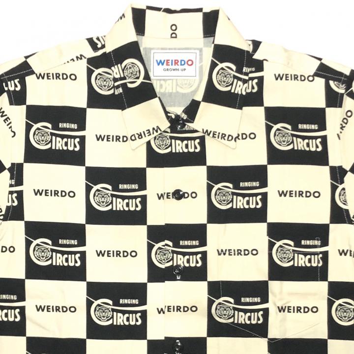 RINGING – S/S SHIRTS / BLACKの商品画像3