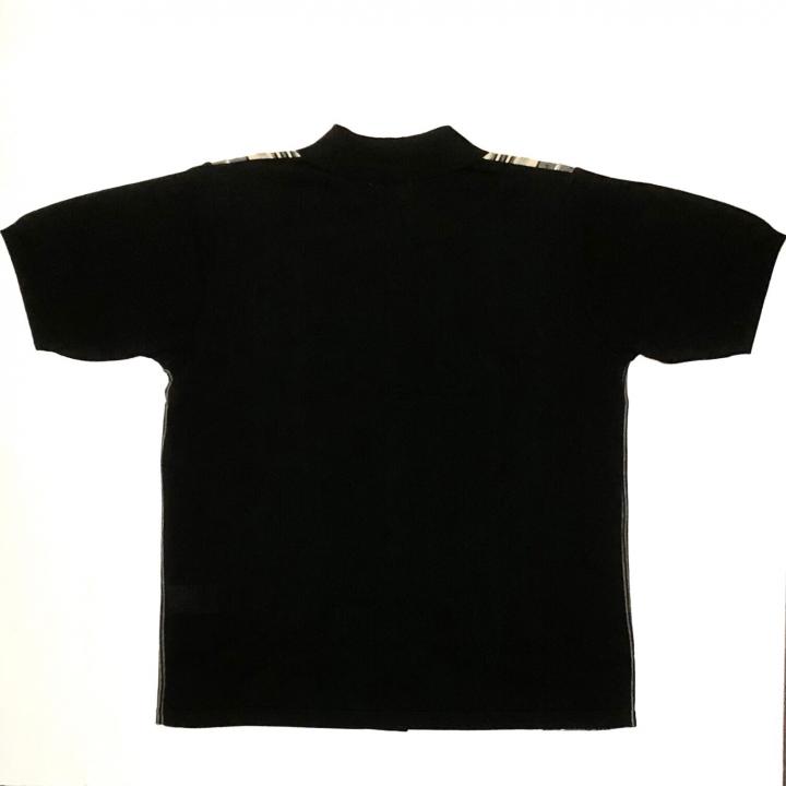BOULEVARD – S/S SHIRTS / BLACKの商品画像2