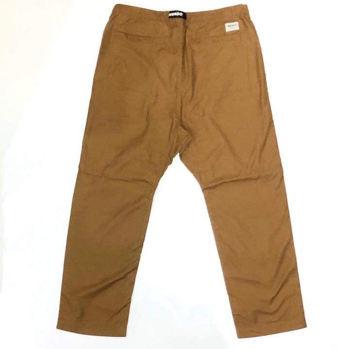 WEIRDO – EASY PANTS / BEIGEの商品画像2