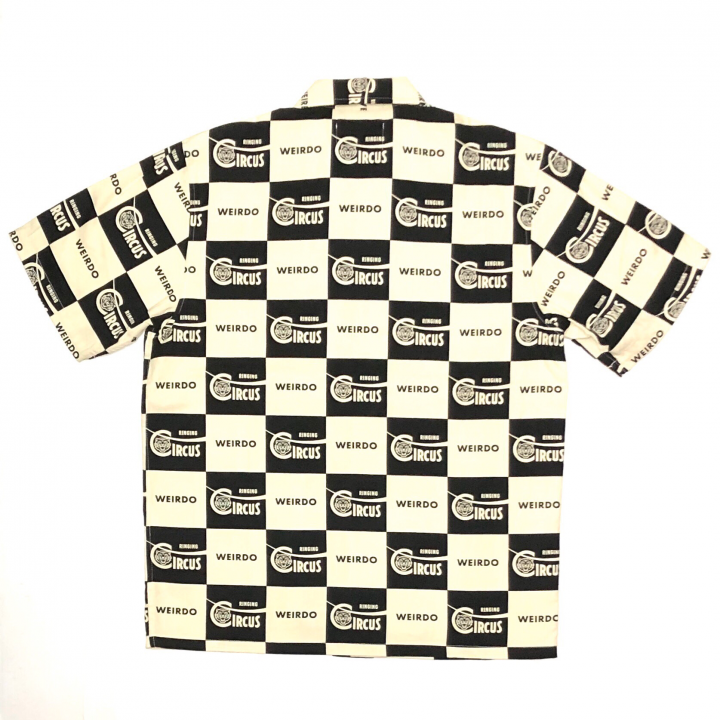 RINGING – S/S SHIRTS / BLACKの商品画像2