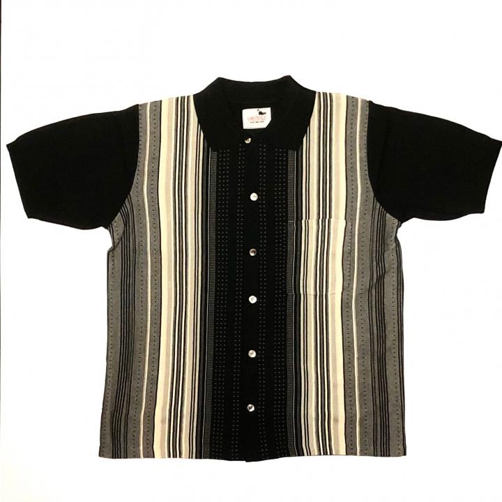 BOULEVARD – S/S SHIRTS / BLACKの商品画像1