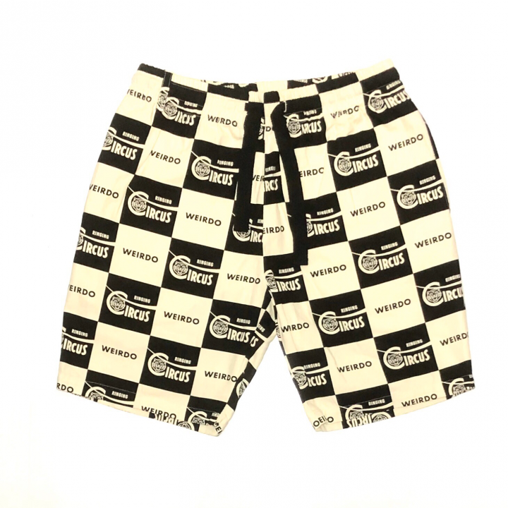 RINGING – SHORTS / BLACKの商品画像1