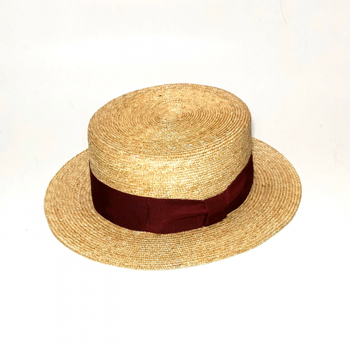KISSING – BOATER HAT / NATURALの商品画像2