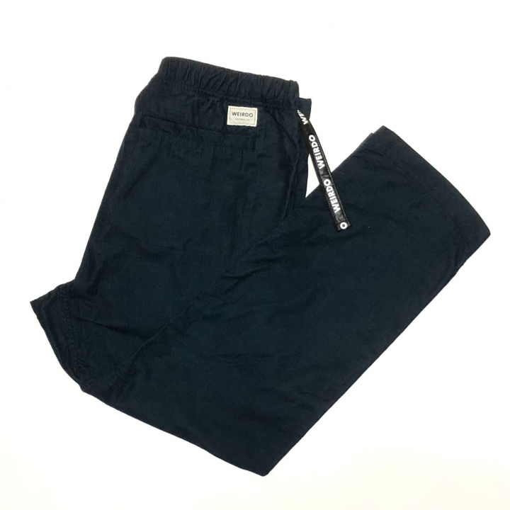 WEIRDO – EASY PANTS / NAVYの商品画像3