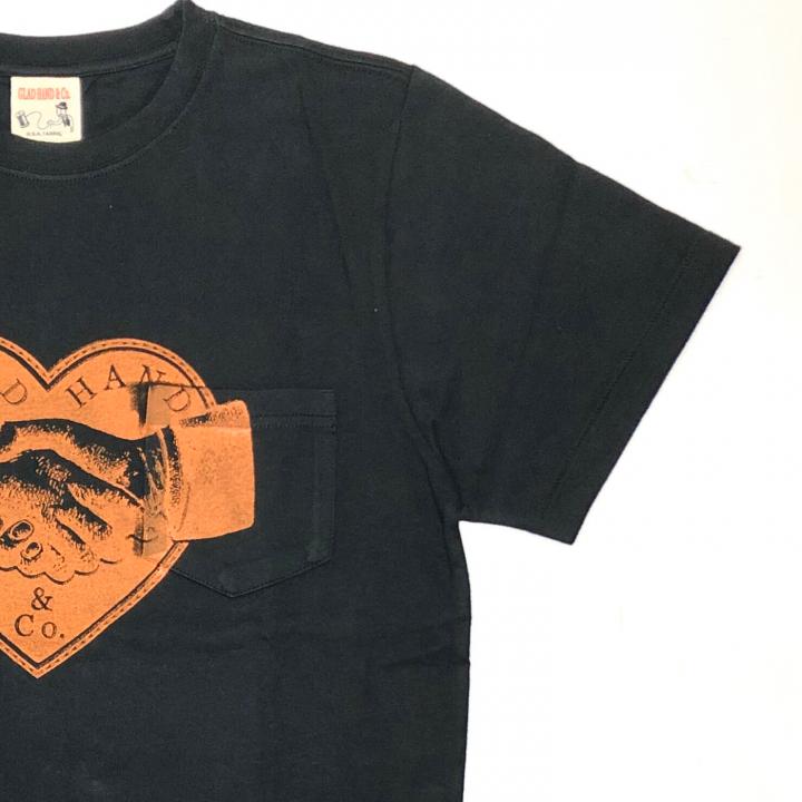 HEARTLAND – S/S T-SHIRTS / BLACKの商品画像3