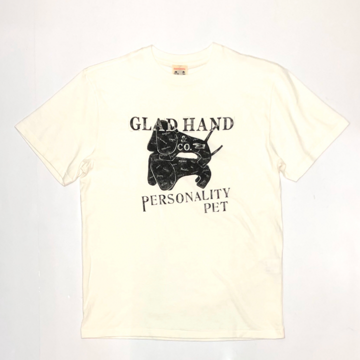 PARSONALITY PET – S/S T-SHIRTS / WHITEの商品画像1