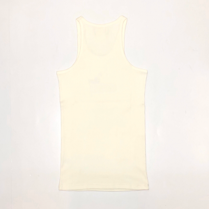 GANGSTERVILLE SIG – TANK TOP / WHITEの商品画像4