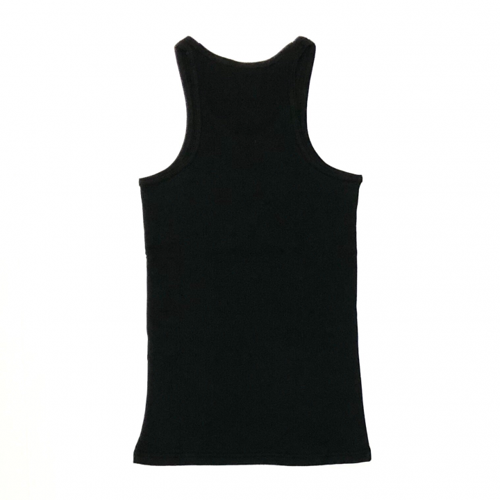 GANGSTERVILLE SIG – TANK TOP / BLACKの商品画像4