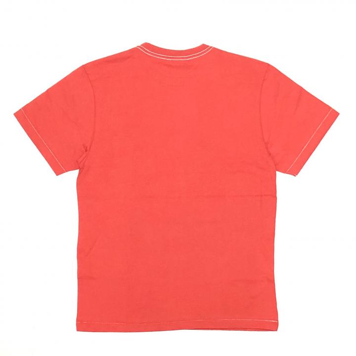 STANDARD POCKET T-SHIRTS / REDの商品画像2