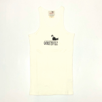 GANGSTERVILLE SIG – TANK TOP / WHITEの商品画像