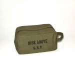 RIZE ABOVE – TRAVEL KIT BAG / KHAKIの商品画像