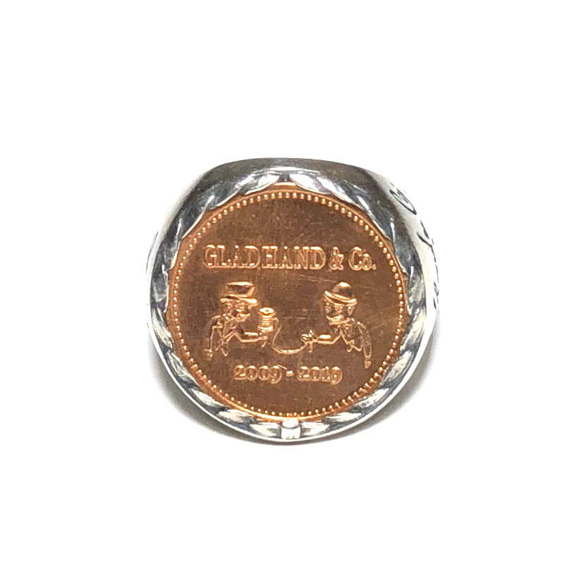 MEDAL RING / BRONZE / 10th ANNIVERSARYの商品画像1