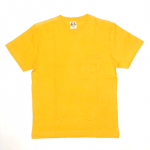 STANDARD POCKET T-SHIRTS / YELLOWの商品画像