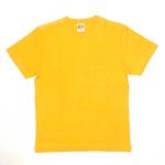 STANDARD POCKET T-SHIRTS / YELLOWの商品画像