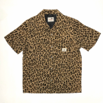 RISE AVOBE – S/S SHIRTS / BROWNの商品画像