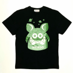 WEIRDO FINK – S/S T-SHIRTS / BLACK × GREENの商品画像