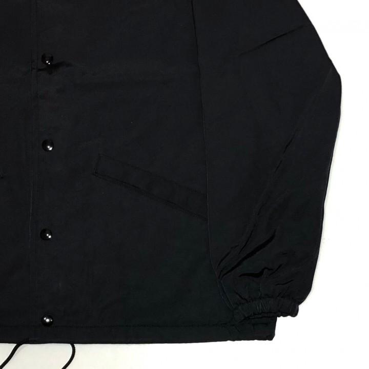 HOTROD CRAZY – COACH JACKET / BLACKの商品画像4
