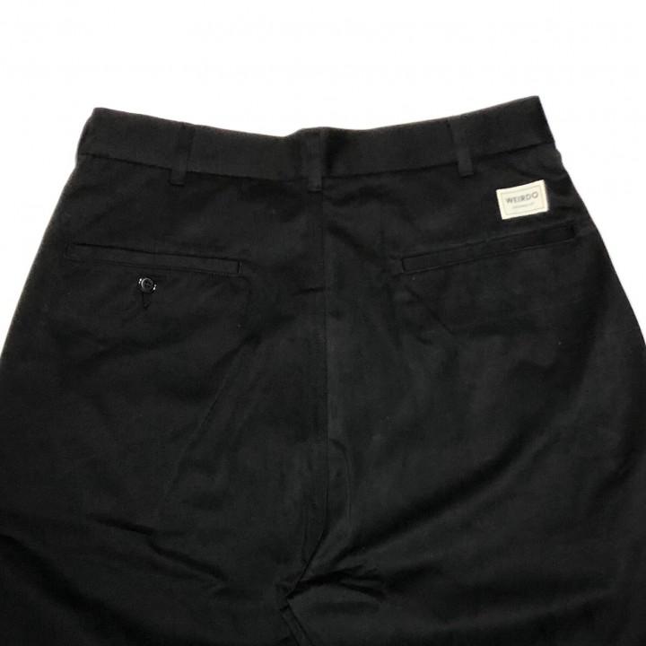 W & L UP – TACK PANTS / BLACKの商品画像4