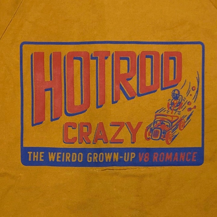 HOTROD CRAZY – CORCH JACKET / MUSTARDの商品画像5