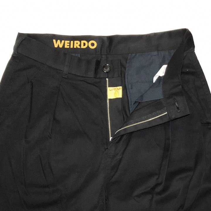 W & L UP – TACK PANTS / BLACKの商品画像3