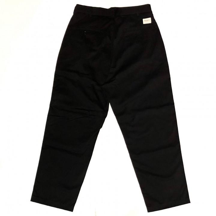 W & L UP – TACK PANTS / BLACKの商品画像2