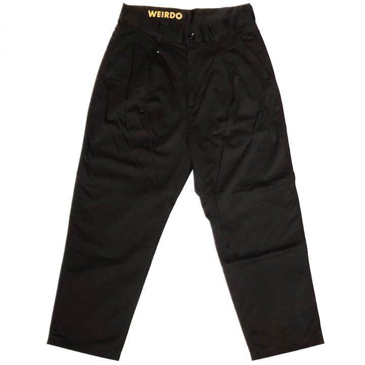 W & L UP – TACK PANTS / BLACKの商品画像1