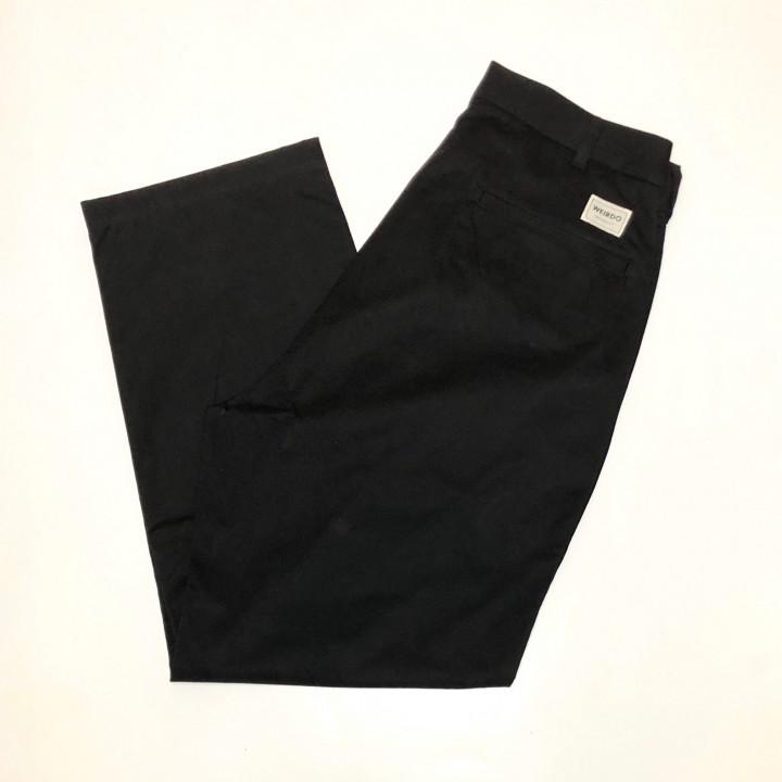 W & L UP – TACK PANTS / BLACKの商品画像5