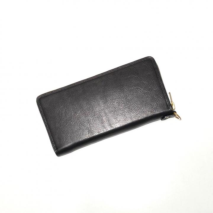 ZIP WALLET / BLACKの商品画像4