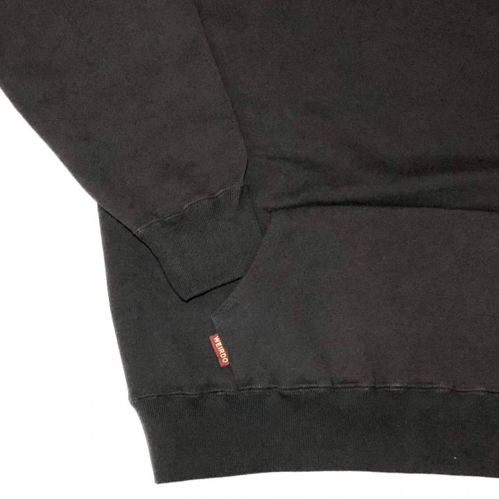 NON SKID – SWEAT HOODIE/ BLACKの商品画像4