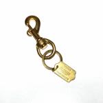 SWIVEL SNAP KEY HOLDER / BRASSの商品画像