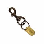 SWIVEL SNAP KEY HOLDER / SILVERの商品画像