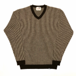STRIPE – V NECK SWEATERの商品画像