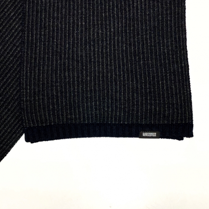 STRIPE – KNIT SCARFの商品画像3