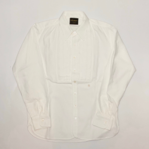 DINNER L/S POINT COLLAR SHIRTS / IVORYの商品画像