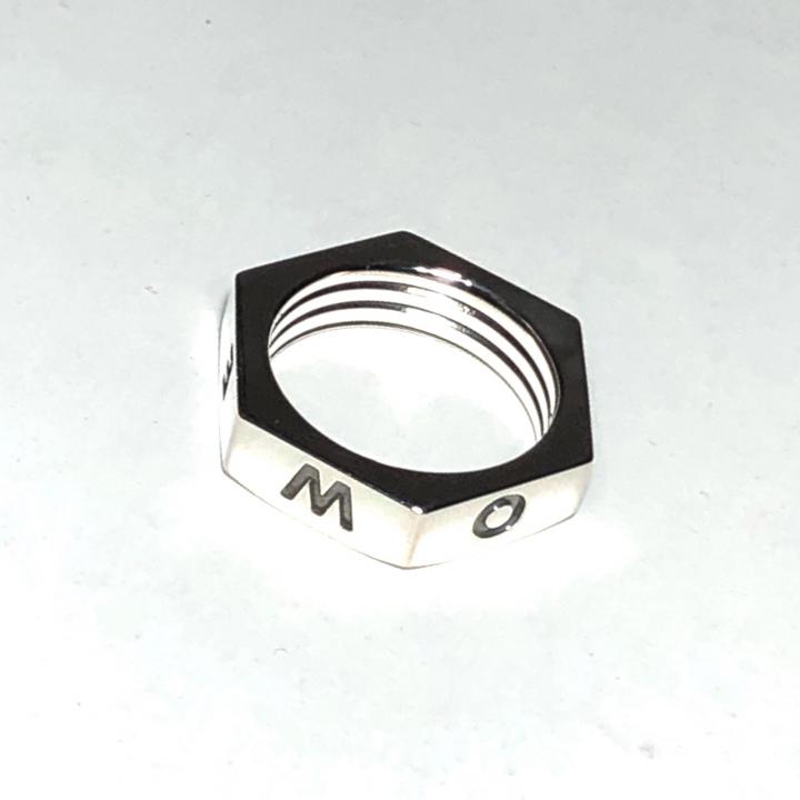 NUT – RING / SILVER925 / 15〜18号の商品画像2