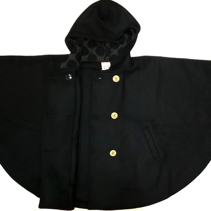 BIG HOODIE – CAPE COATの商品画像5