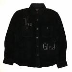 THE GLAD – L/S BOA SHIRTS / BLACKの商品画像