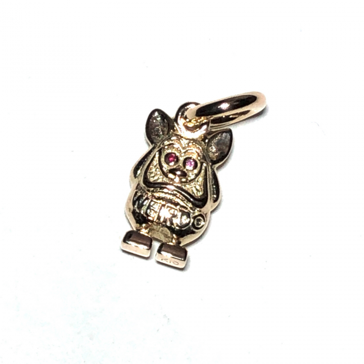 WEIRDO FINK – TOP / GOLDの商品画像2