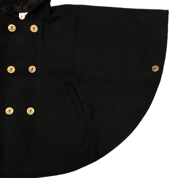 BIG HOODIE – CAPE COATの商品画像4