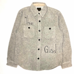 THE GLAD – L/S BOA SHIRTS / GRAYの商品画像