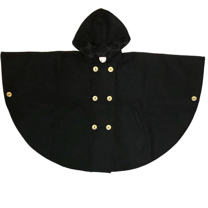 BIG HOODIE – CAPE COATの商品画像2