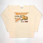 WIGEROO – CREW NECK SWEAT / IVORYの商品画像