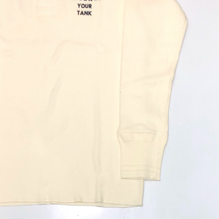TIGER CROSS – L/S T-SHIRTS / WHITEの商品画像4