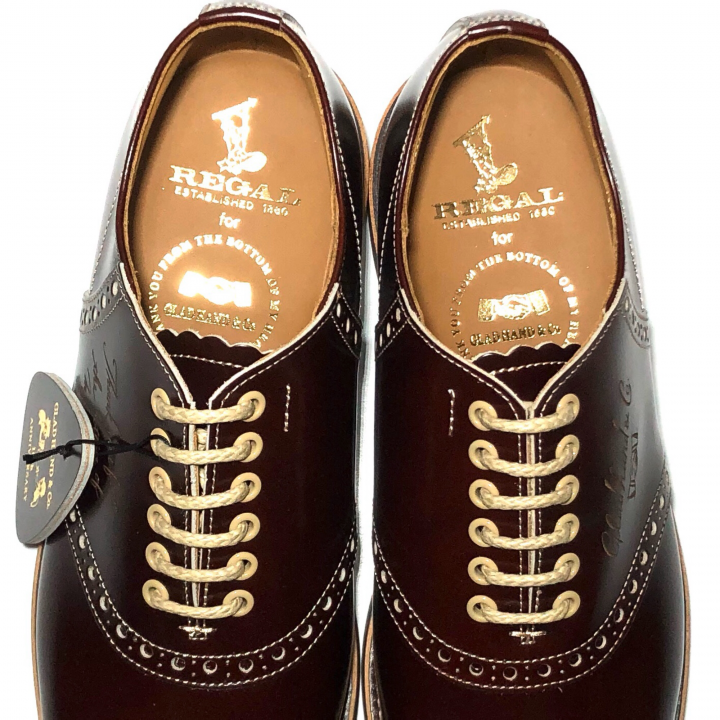 """SADDLE SHOES """"10th ANNIVERSARY"""" BROWNの商品画像5"""