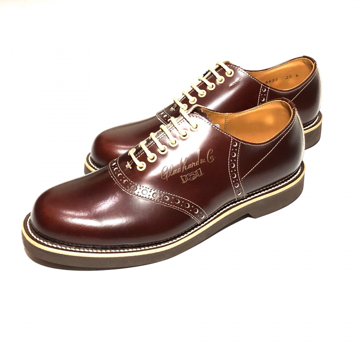 """SADDLE SHOES """"10th ANNIVERSARY"""" BROWNの商品画像1"""