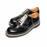 "SADDLE SHOES ""10th ANNIVERSARY"" BLACKの商品画像"