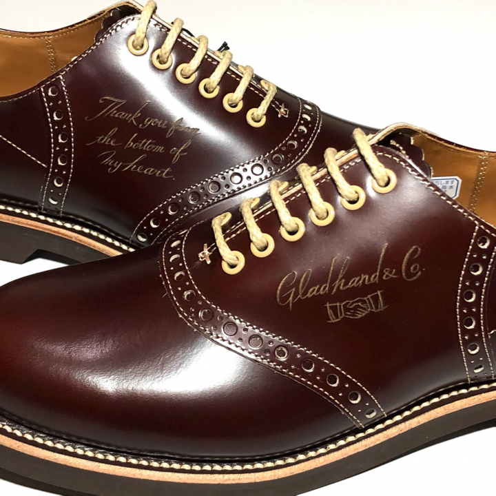 """SADDLE SHOES """"10th ANNIVERSARY"""" BROWNの商品画像4"""
