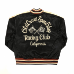 RACING CLUB – REVERSIBLE JACKET / BLACKの商品画像